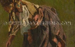 Alceste Campriani - Countrywoman