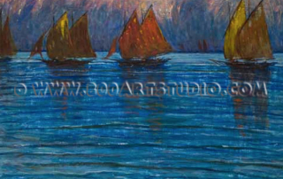 Angelo Dall'Oca Bianca - Walk sails