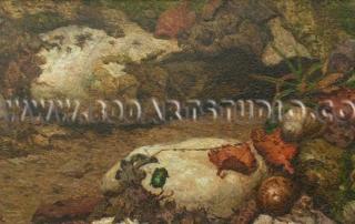 Arturo Daniele - Autumnal still life