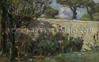 Cafiero Filippelli - Corner of a garden