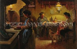 Cafiero Filippelli - Rustic interior