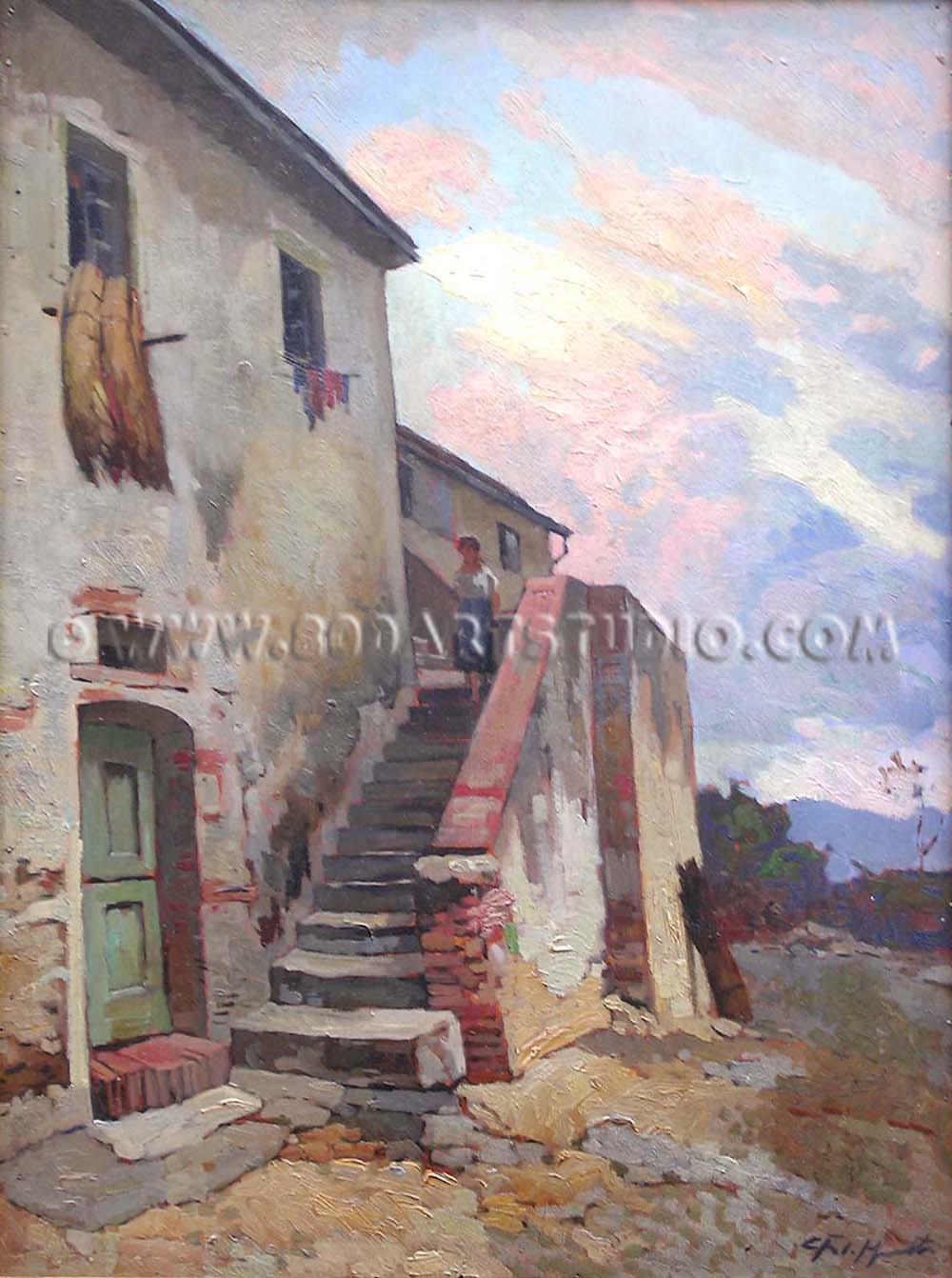 Cafiero Filippelli - House in the countryside