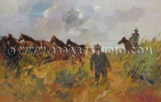 Carlo Domenici - Horse racing