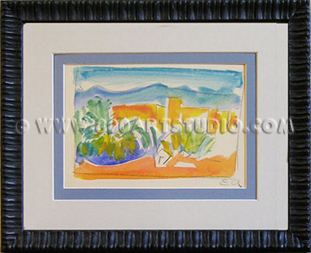 Emilio Ambron - Landscape