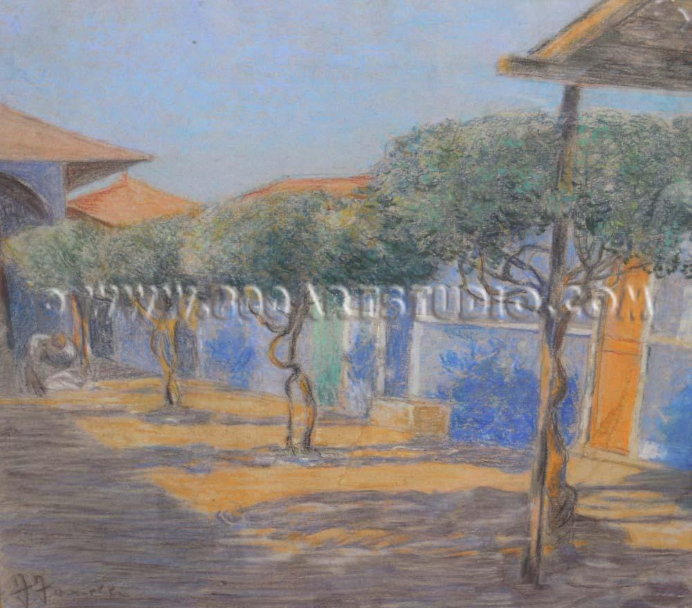 Francesco Fanelli - Baths in Viareggio