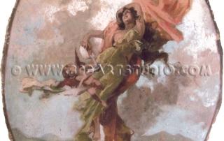 Luigi De Servi - Allegory