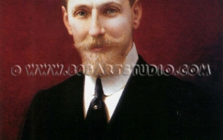 Vittorio Matteo Corcos - Portrait of a gentleman (Arrigo Macchioro)