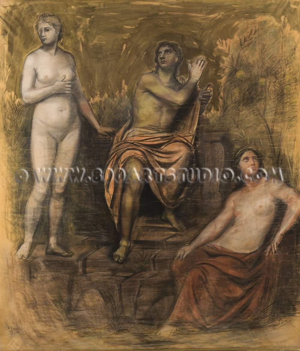 Achille-Funi-Allegoria