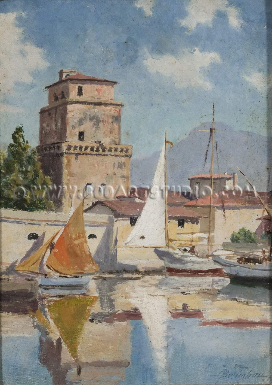 Adolfo-Belimbau-porticciolo-di-Viareggio-copy