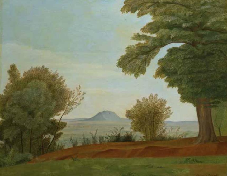 Antonio Donghi - Arcadia e Apocalisse