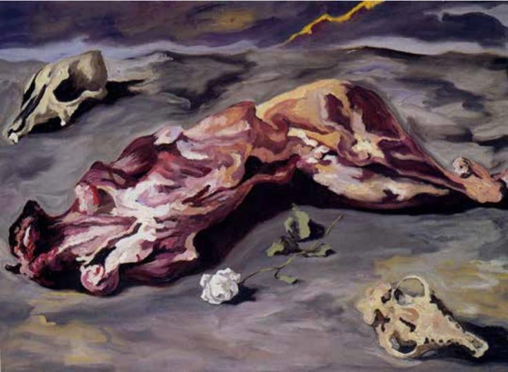 Carlo Levi - Arcadia e Apocalisse