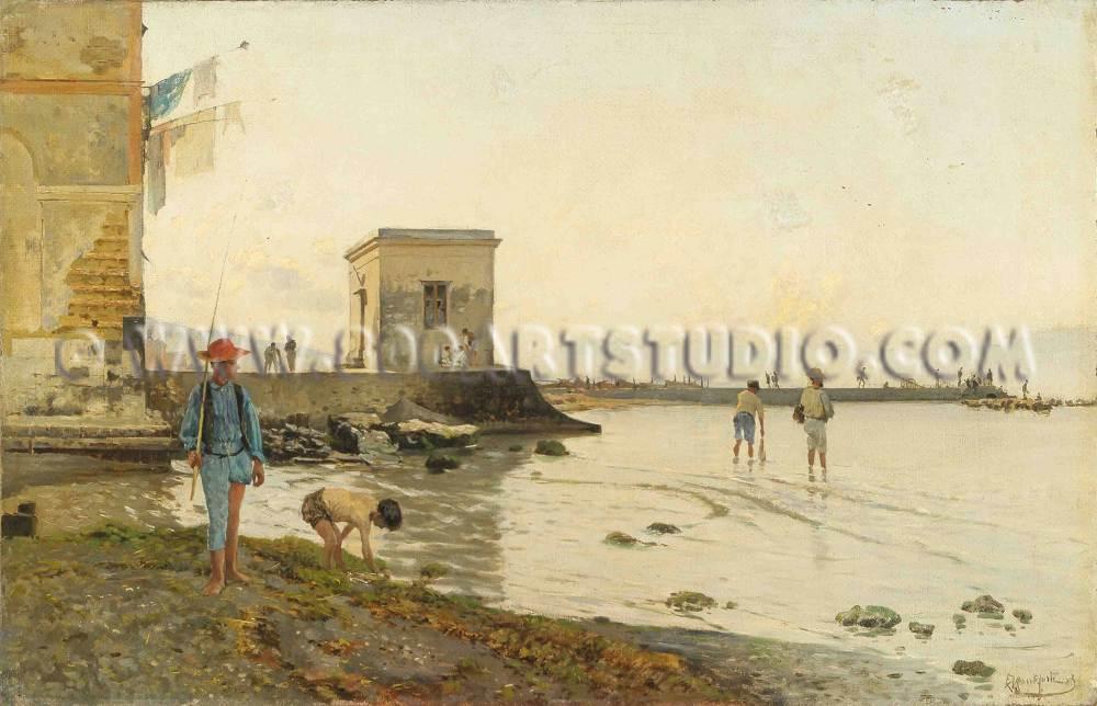 Edoardo Monteforte - Pescatori di telline