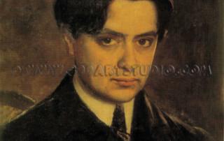Francesco Franchetti - Autoritratto