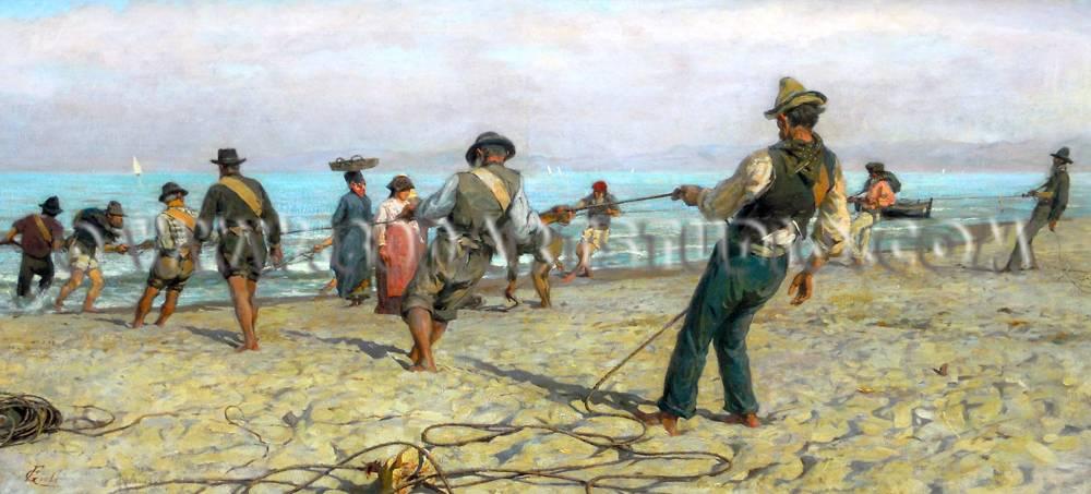 Francesco - Gioli - Pesca - a - sciabica
