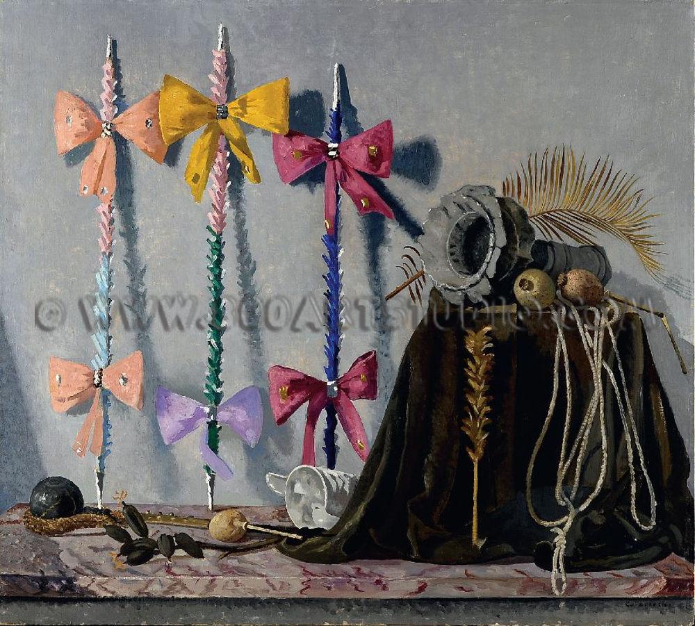 Giovanni Colacicchi - Le mazzette di Pasqua