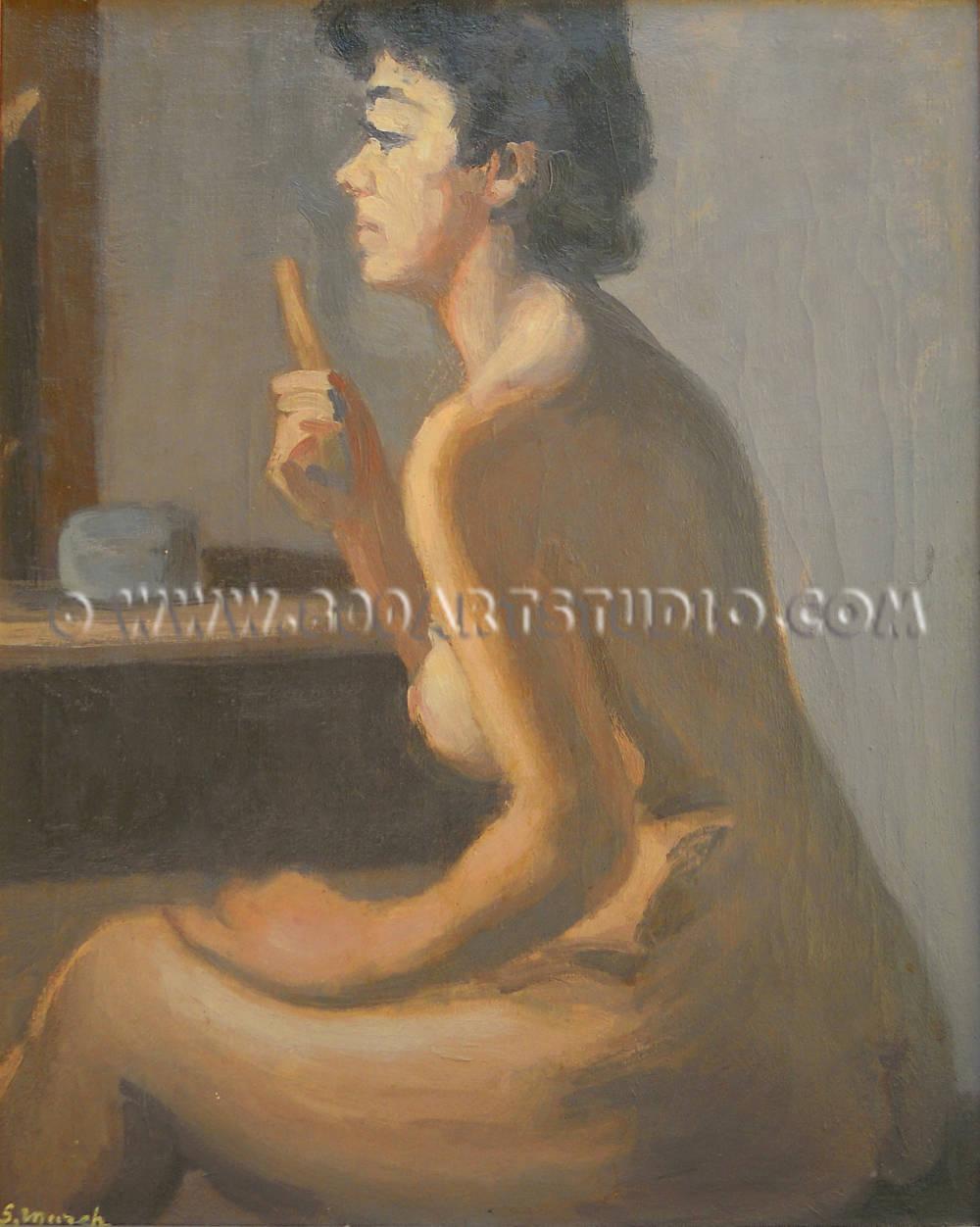 Giovanni March - Nudo