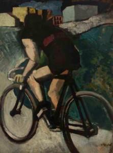 Mario-Sironi-Il-ciclista