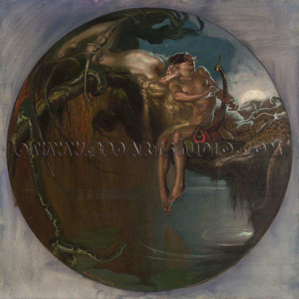 Mattia Traverso - Orfeo e Euridice
