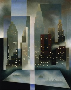 Osvaldo-Peruzzi-Summer-Manhattan-Twilight