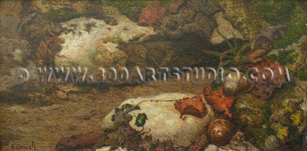 Arturo Daniele - Composizione autunnale