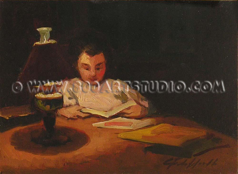 Cafiero Filippelli - La lettura