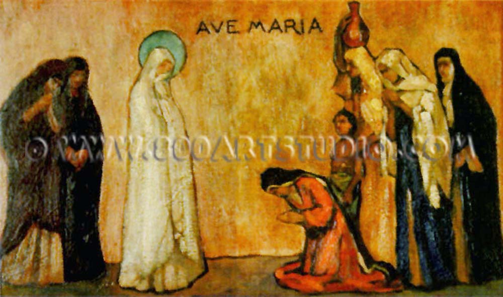 Carlo Wostry - Ave Maria