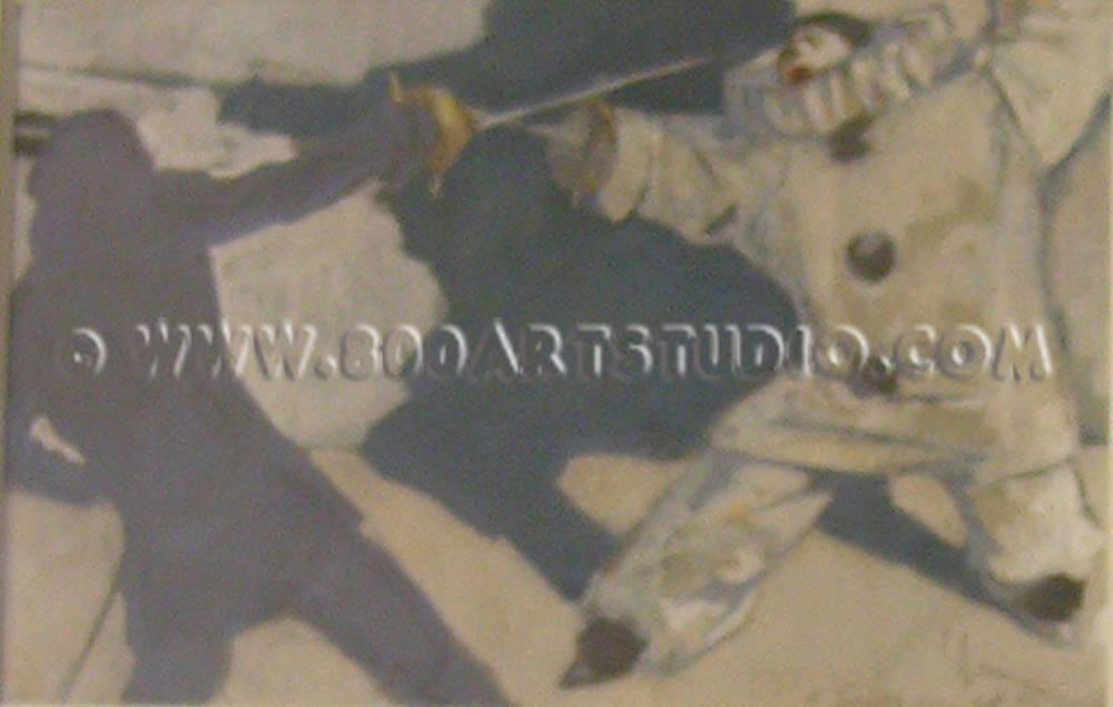 Enrico Sacchetti - Duello di Pierrot