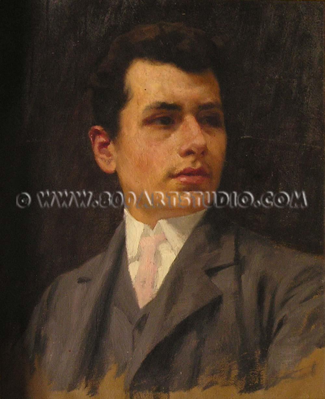 Filadelfo Simi - Il figlio Renzo