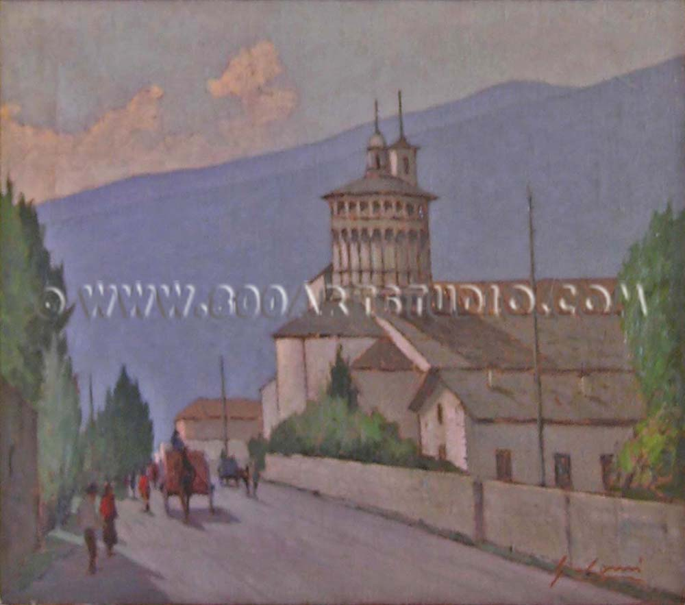 Giovanni Lomi - Pallanza
