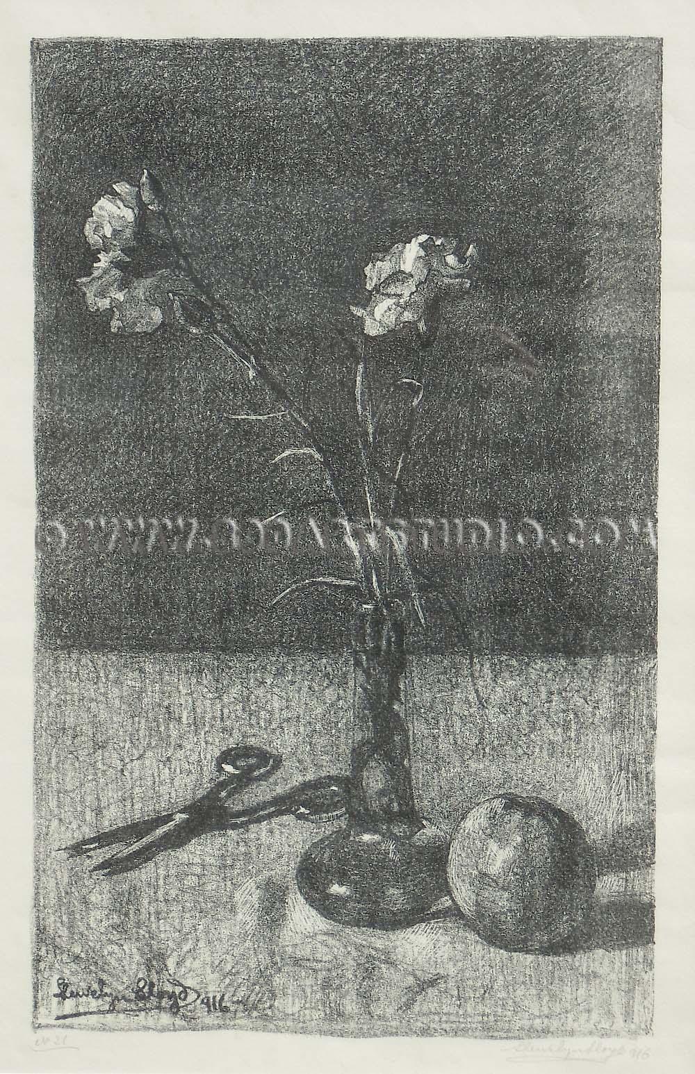 Llewelyn Lloyd - Natura morta