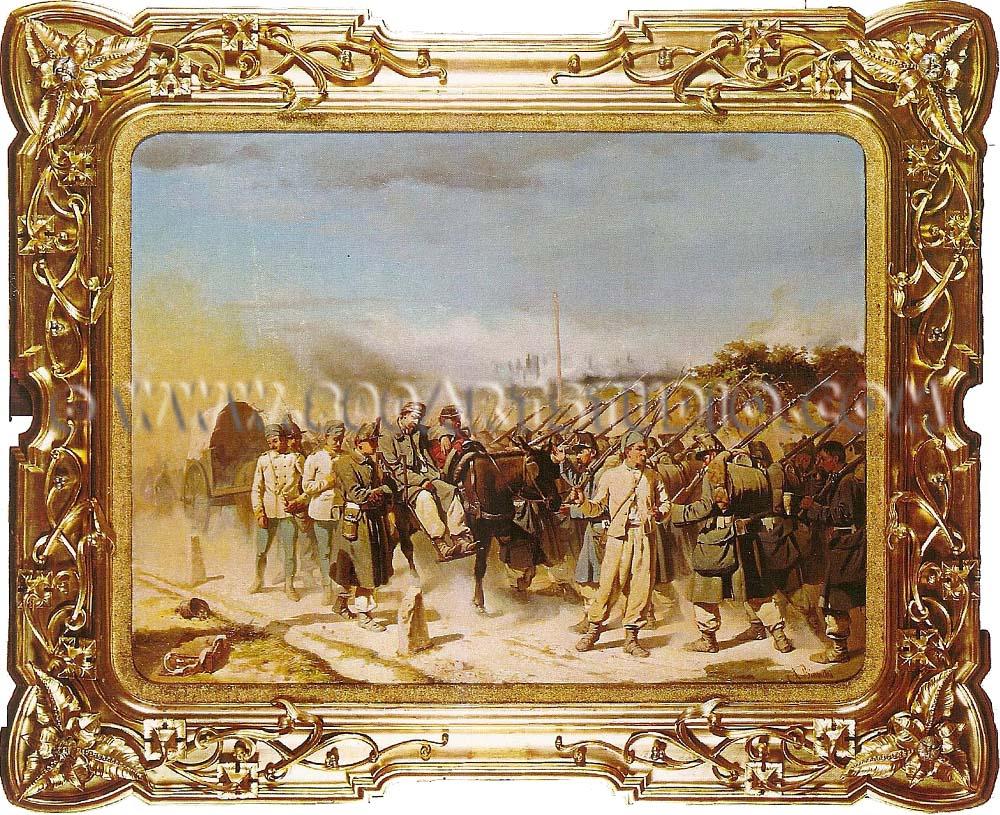 Luigi Bianchi - Scena militare
