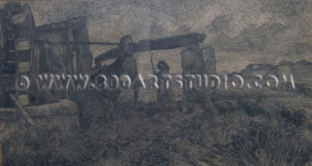 Mario Puccini - Il bindolo dell'orto
