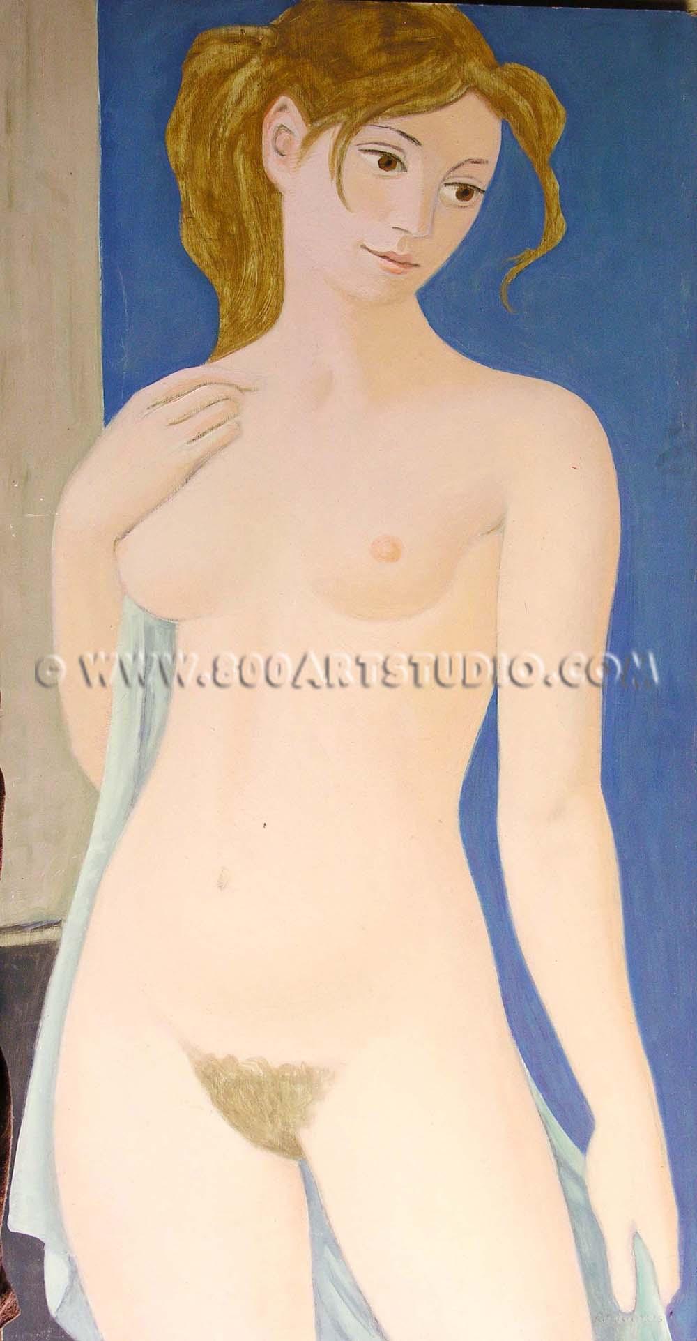 Ruggero Michaelles - RAM - Nudo di donna