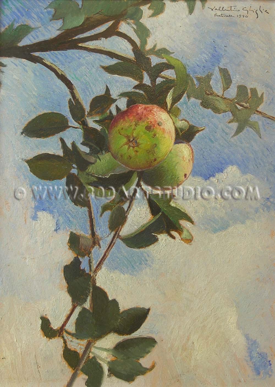 Valentino Ghiglia - Le mele